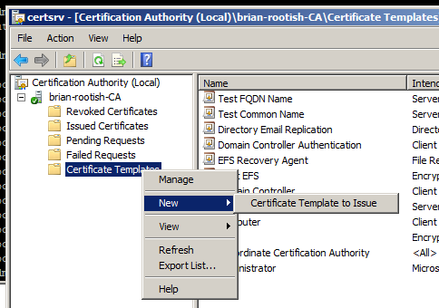 Kb 2798 how to setup a workstation authentication certificate for user added image yadclub Image collections